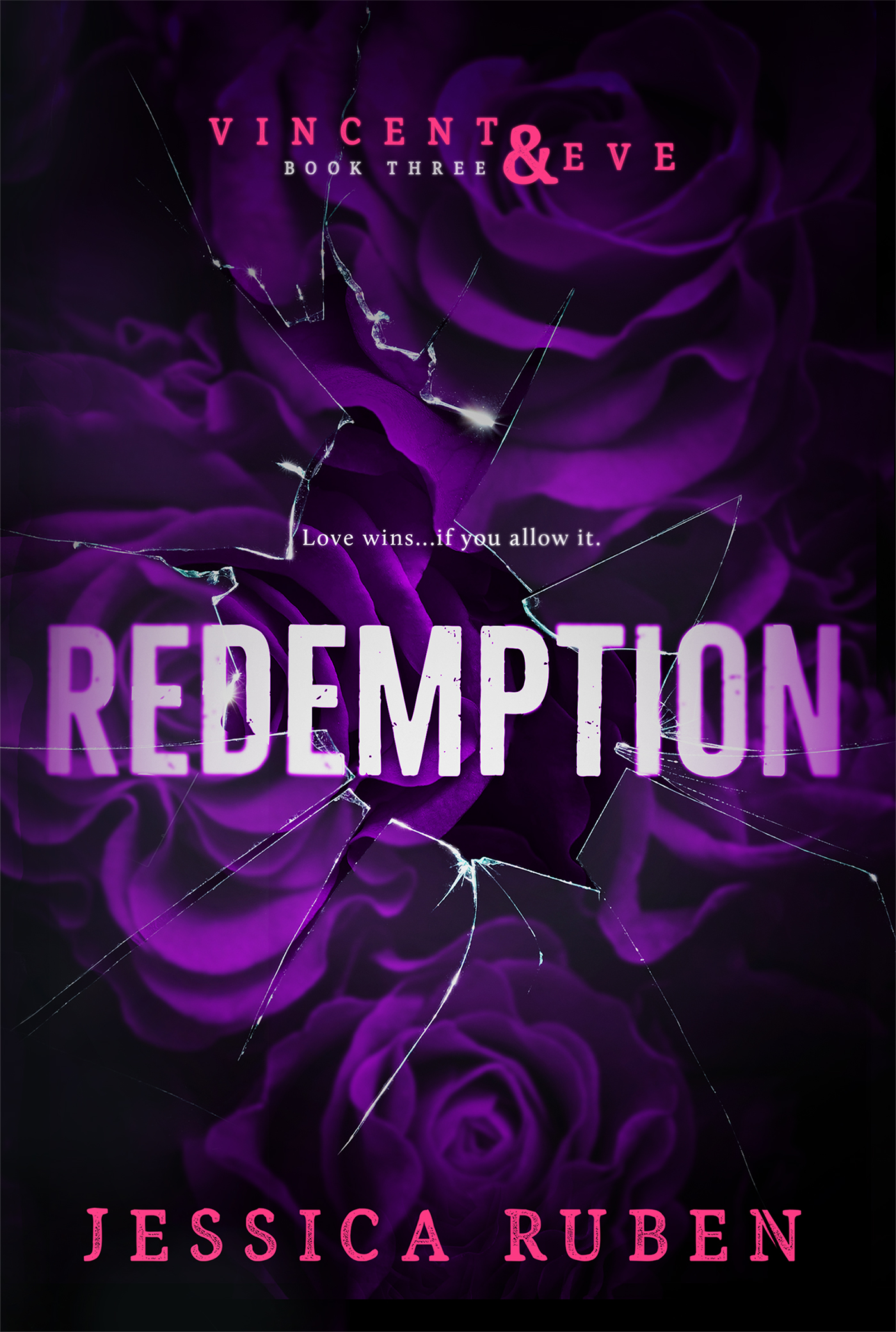 Redemption (Vincent and Eve, Book 3)